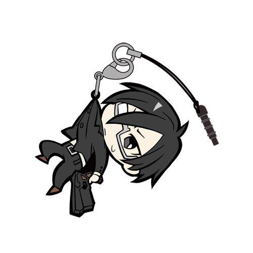 Psycho-Pass Nobuchika Ginoza Rubber Phone Strap NEW