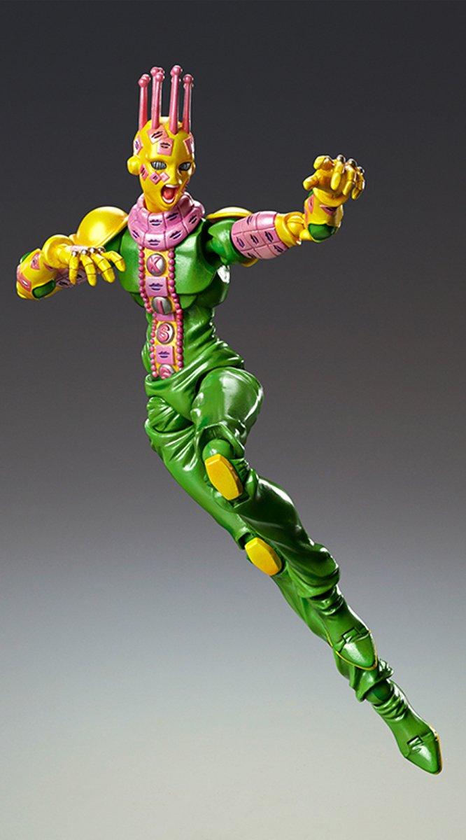 Super Action Statue SAS JoJo/'s Bizarre Adventure Part 6 Kiss figure